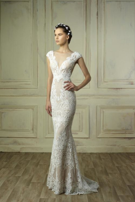 5195 Wedding                                          dress by Gemy Maalouf