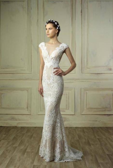 5195 Wedding                                          dress by Gemy Maalouf