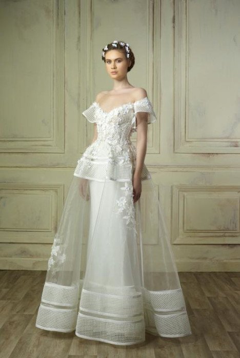 5202 Wedding                                          dress by Gemy Maalouf