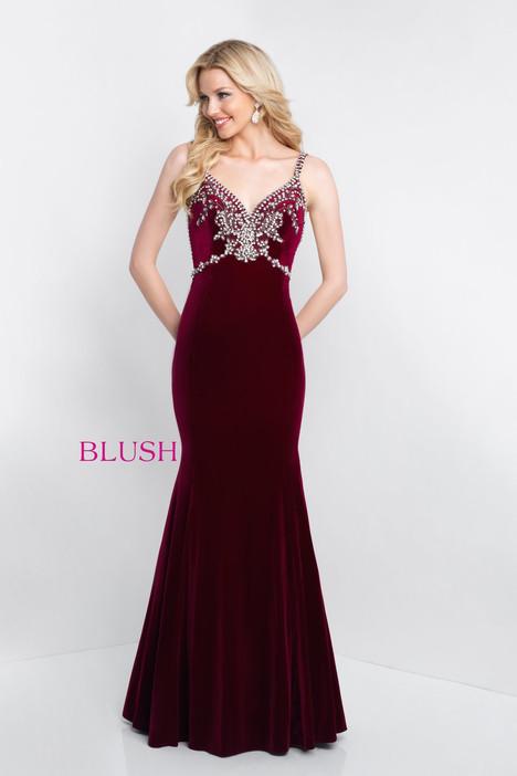 C1027 Prom                                             dress by Blush Prom