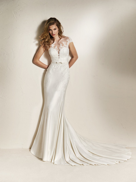 Chai Wedding                                          dress by Pronovias One
