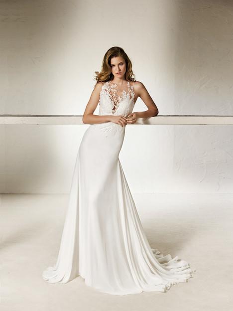Chalila Wedding                                          dress by Pronovias One