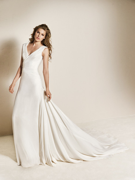 Chamei Wedding                                          dress by Pronovias One