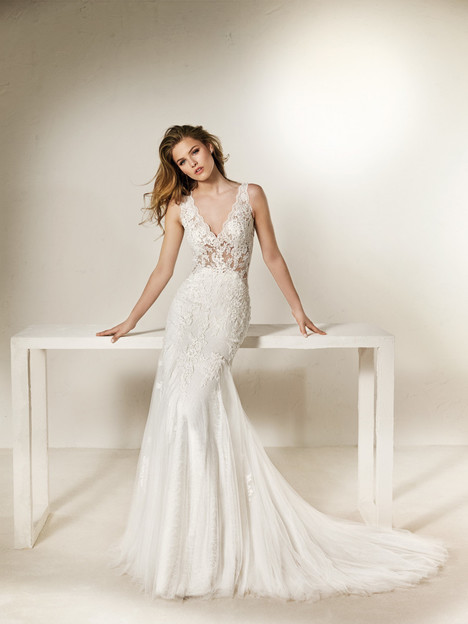 Chanai Wedding                                          dress by Pronovias One