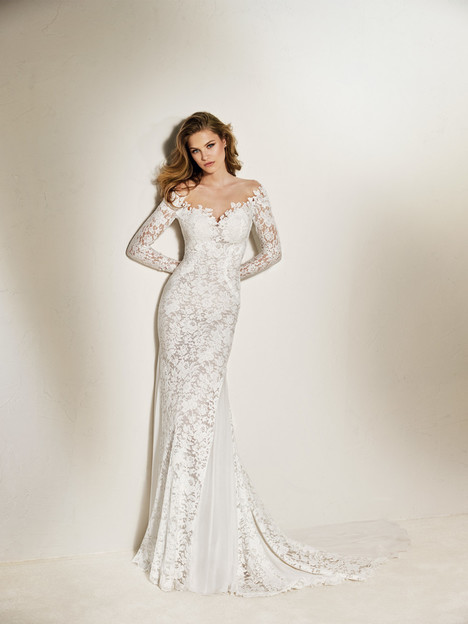 Chanda Wedding                                          dress by Pronovias One