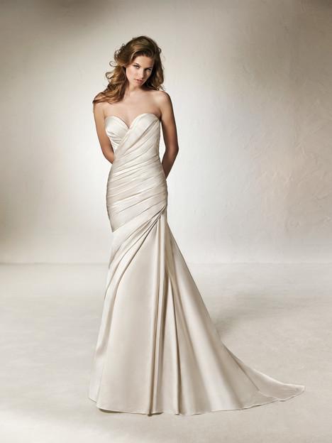 Chantal Wedding                                          dress by Pronovias One