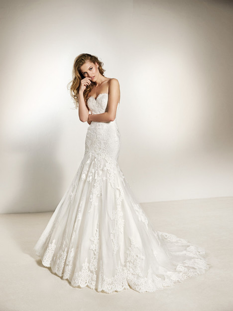 Charis Wedding                                          dress by Pronovias One