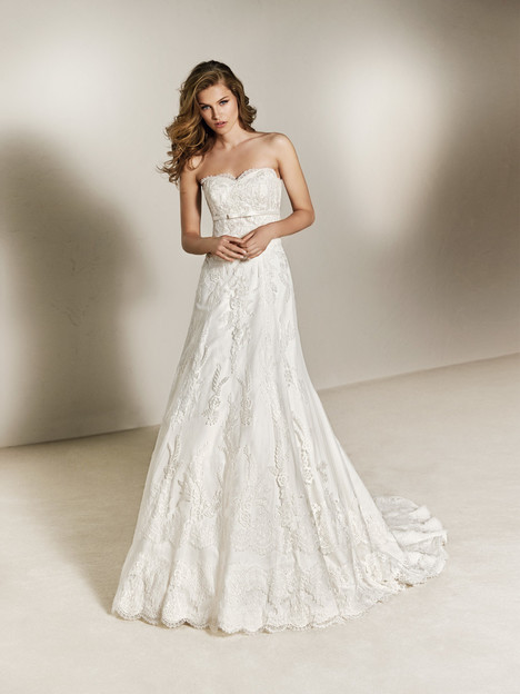 Charlene Wedding                                          dress by Pronovias One