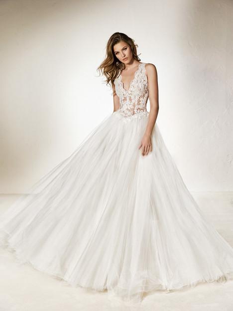 Cheno Wedding                                          dress by Pronovias One