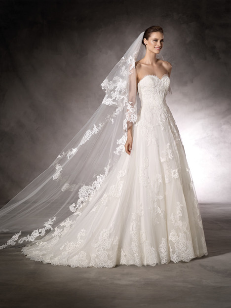 Katara Wedding dress by Pronovias One