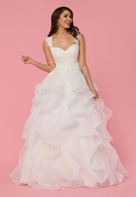 50442 Wedding                                          dress by DaVinci