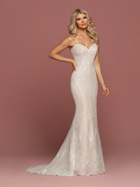 50480 Wedding                                          dress by DaVinci