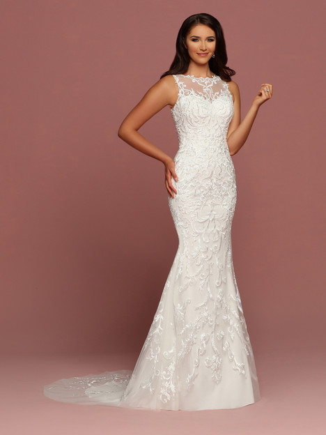 50481 Wedding                                          dress by DaVinci