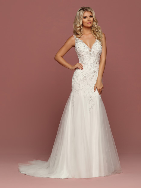 50484 Wedding dress by DaVinci
