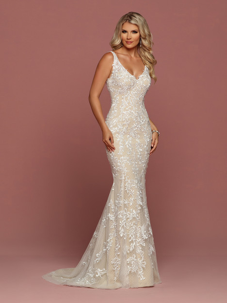 50486 Wedding                                          dress by DaVinci