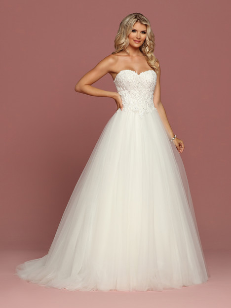 50487 Wedding                                          dress by DaVinci