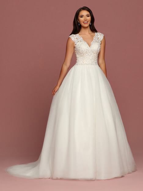 50490 Wedding                                          dress by DaVinci