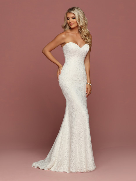 50491 Wedding                                          dress by DaVinci