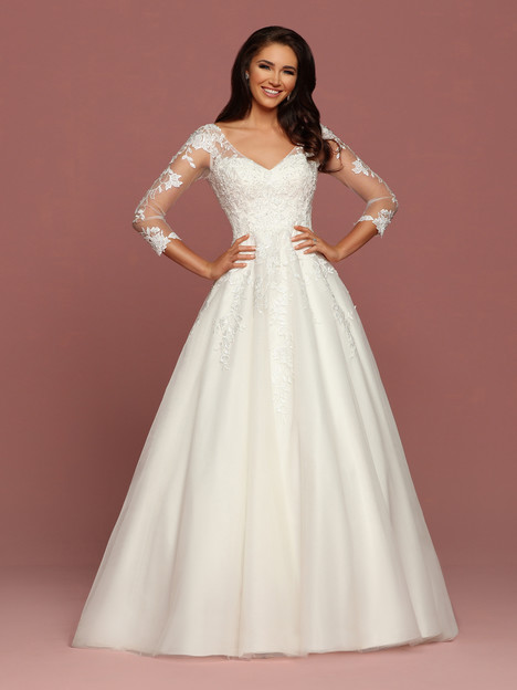 50492 Wedding                                          dress by DaVinci