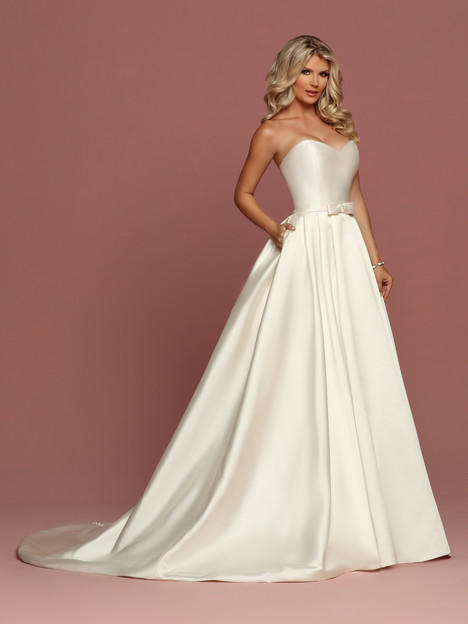 50494 Wedding                                          dress by DaVinci