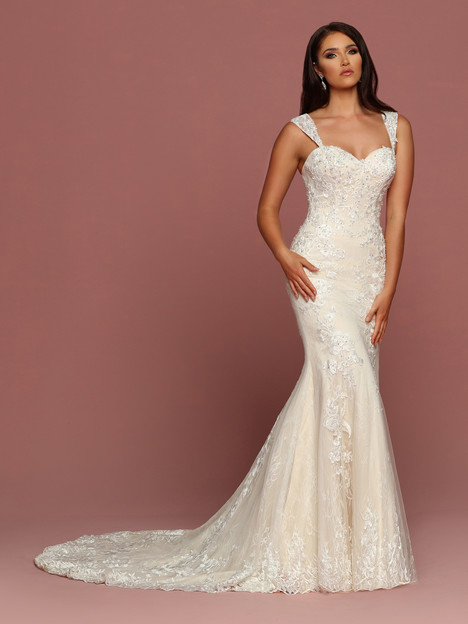 50495 Wedding dress by DaVinci