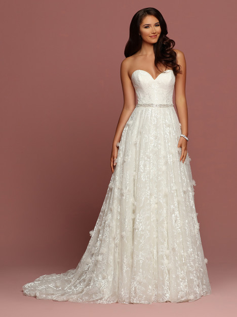50496 Wedding                                          dress by DaVinci