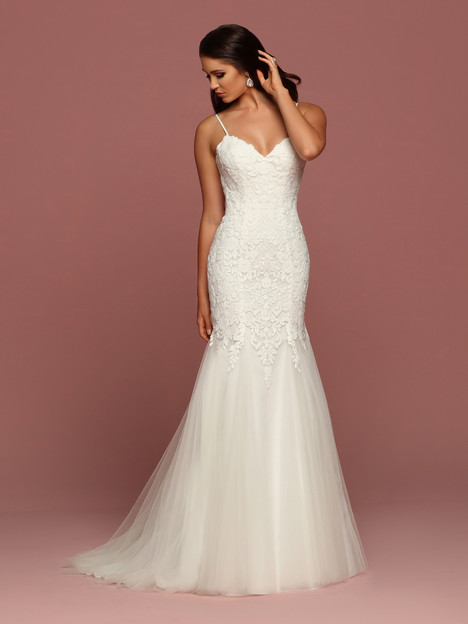 50498 Wedding                                          dress by DaVinci
