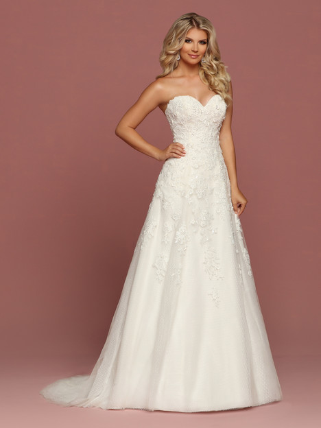 50499 Wedding                                          dress by DaVinci
