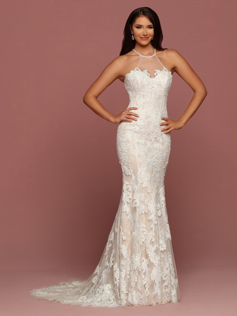 50500 Wedding                                          dress by DaVinci