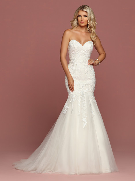 50502 Wedding                                          dress by DaVinci