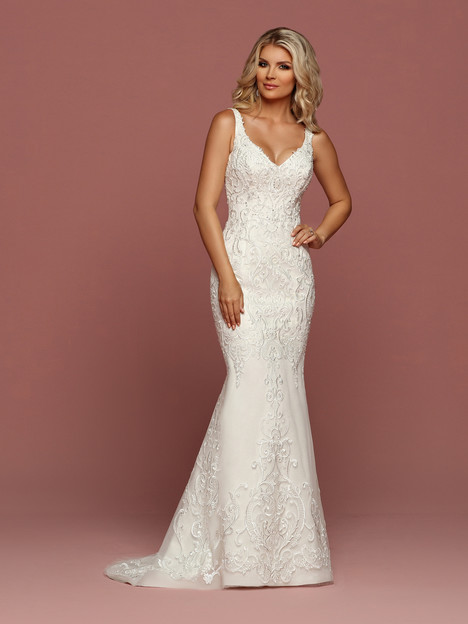 50504 Wedding                                          dress by DaVinci