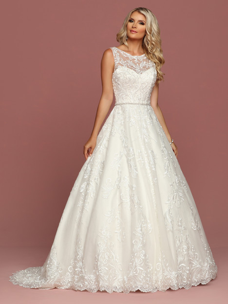 50506 Wedding                                          dress by DaVinci