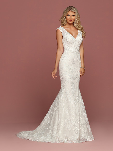 50507 Wedding                                          dress by DaVinci