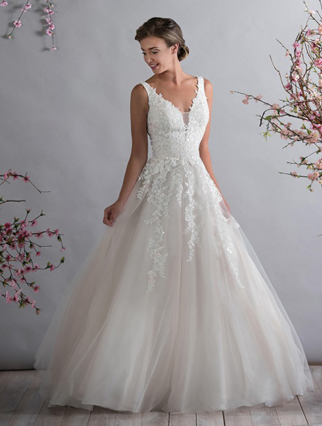 700 Wedding                                          dress by Bridalane