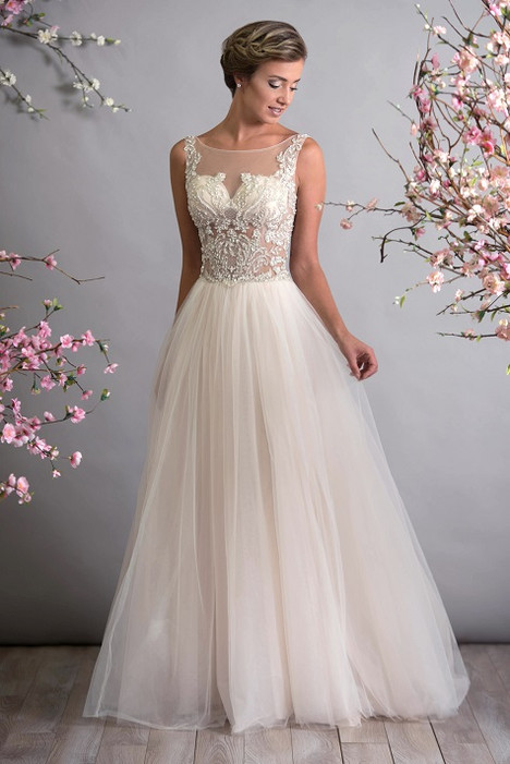 706 Wedding dress by Bridalane