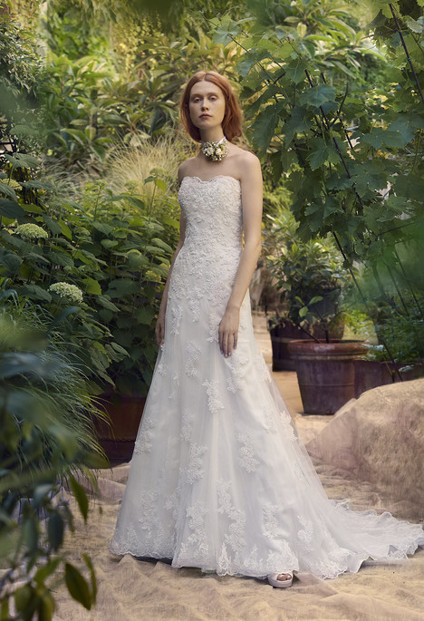Caitlin Wedding                                          dress by Annasul Y