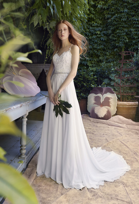 Chava Wedding dress by Annasul Y