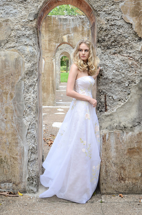Judith (4060) Wedding                                          dress by Barbara Kavchok