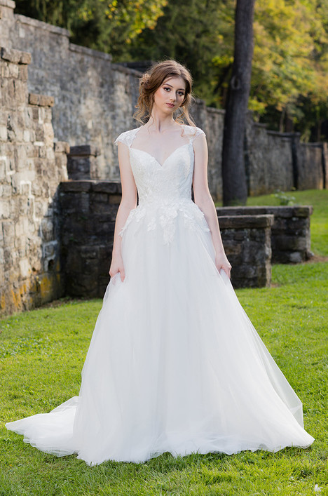Poppy (475) Wedding                                          dress by Barbara Kavchok