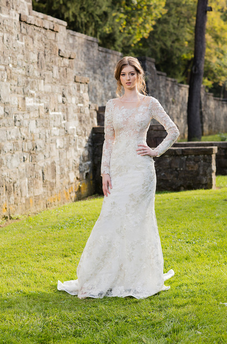 Skylar (474) Wedding                                          dress by Barbara Kavchok