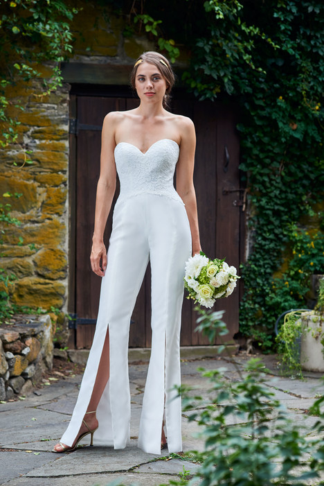 2088 Bridesmaids                                      dress by Bari Jay : White