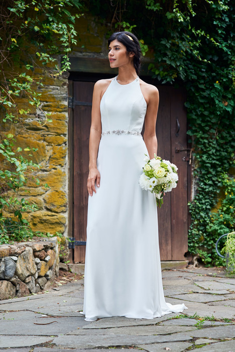 2089 Bridesmaids                                      dress by Bari Jay : White