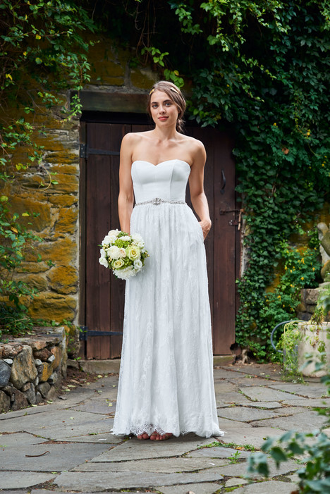 2090 Bridesmaids                                      dress by Bari Jay : White