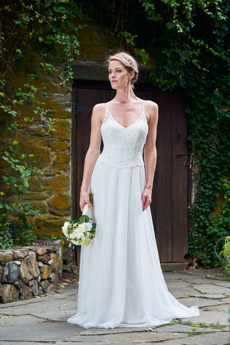 2091 Bridesmaids                                      dress by Bari Jay : White