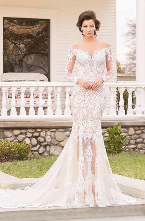 Adrianna (V1803) Wedding                                          dress by KittyChen Ivoire