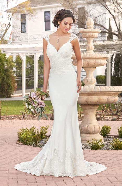 Brigitte (V1819) Wedding                                          dress by KittyChen Ivoire
