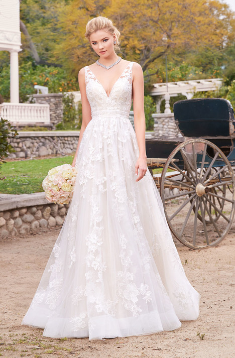 Carla Wedding                                          dress by Ivoire by Kitty Chen