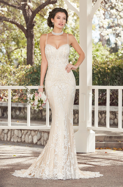 Gigi (V1806) Wedding                                          dress by KittyChen Ivoire