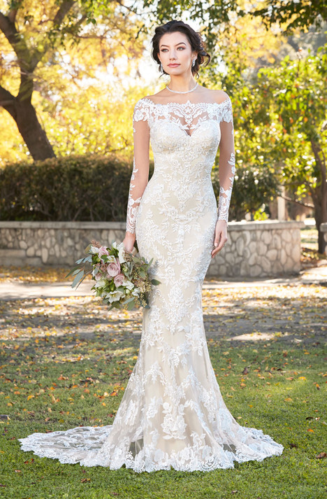 Liselle (V1808) Wedding                                          dress by Ivoire by Kitty Chen