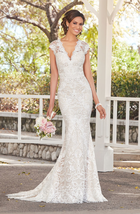 Michelle (V1811) Wedding                                          dress by KittyChen Ivoire